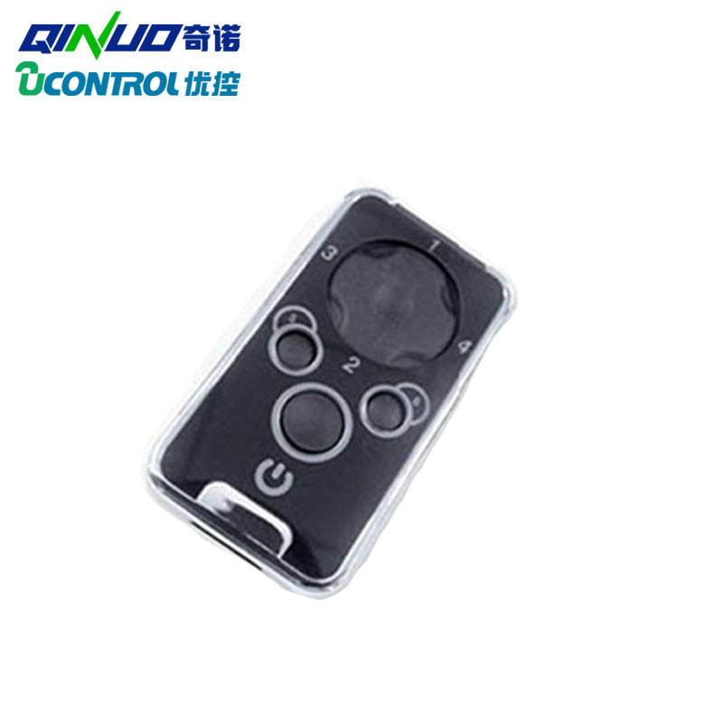New design Hot Sales Fixed Code Auto-scan Multi-Frequency Garage Remote