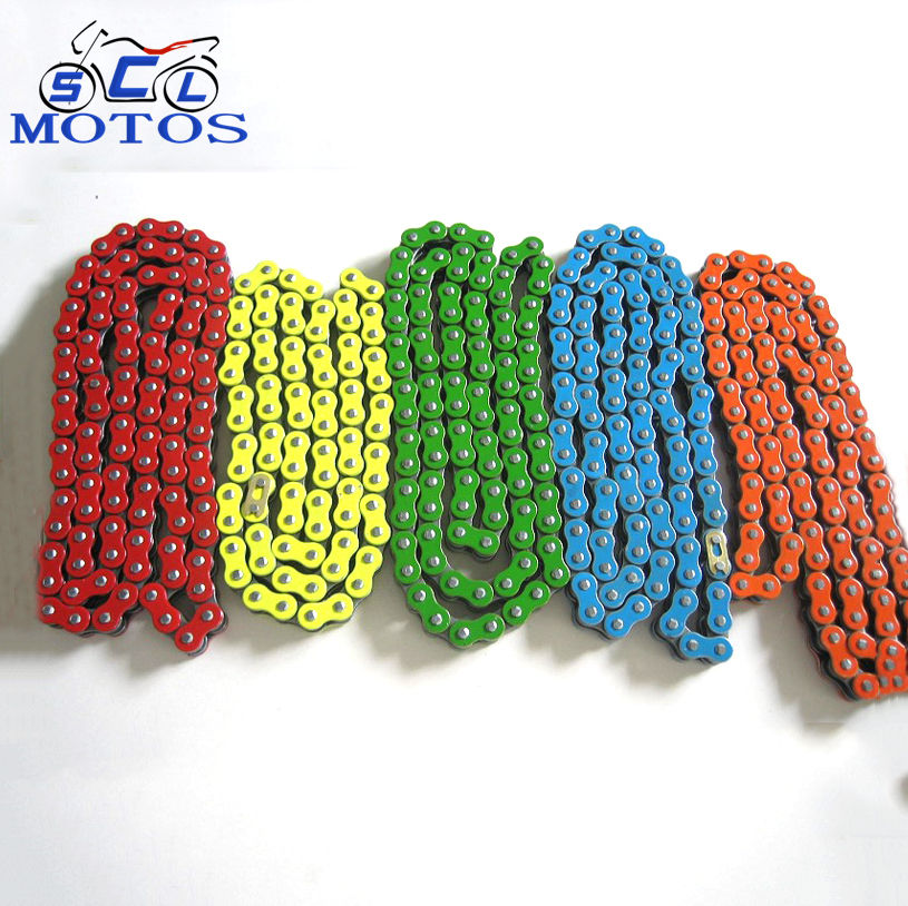 420 428 428H 520 530 High quality steel motorcycle chain