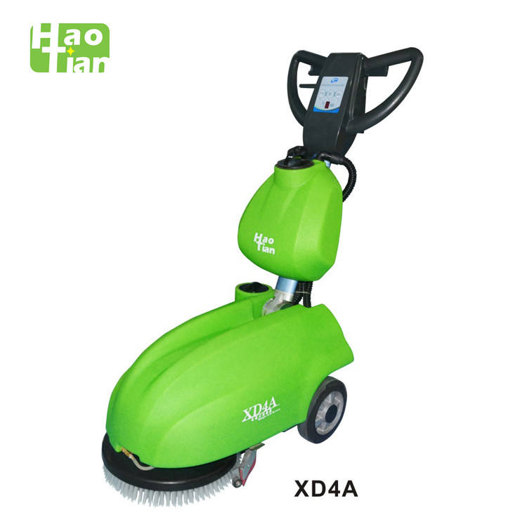 Battery operated floor cleaning machine XD4A scrubber droger vloertegel wasmachine, vloer scrubber