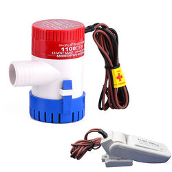 Singflo 12V 1100GPH Marine Boat Submersible Pump Price Bilge Pump with Float Switch