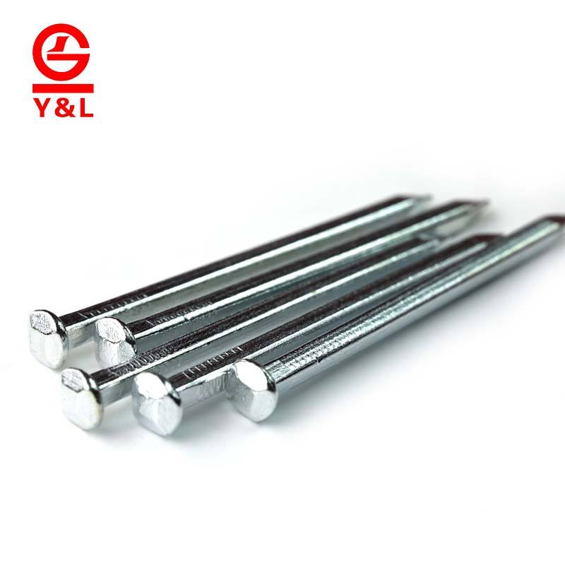 High standard square metal Q195 old ship nails for building