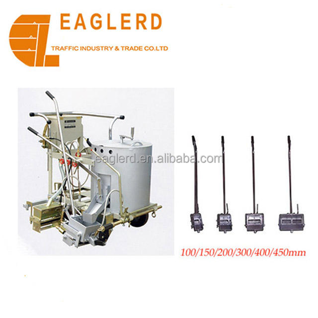 (EG-360) hot sale Hand-push Thermoplastic Road Marking Machine for paint