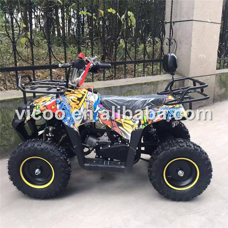 50cc/110cc quad bike gas powered ATV 대 한 성인