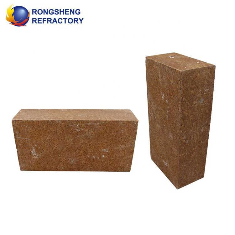 China bricks export mgo 80-95 magnesia refractories brick used for furnace