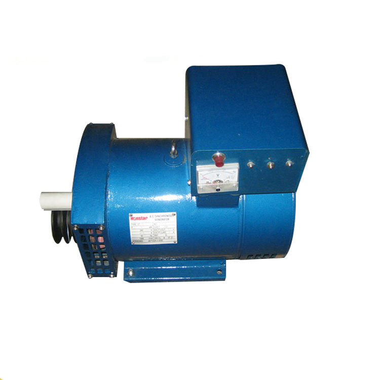 ST single phase generator 220v 1kw small low rpm dynamo