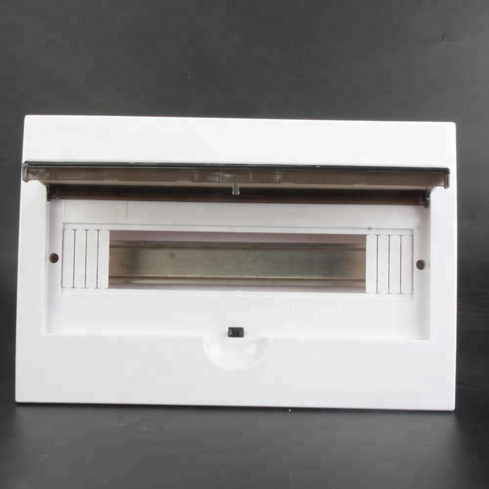 IP50 TSM-15ways flush type 15ways waterproof Plastic Electrical distribution box use for power supply