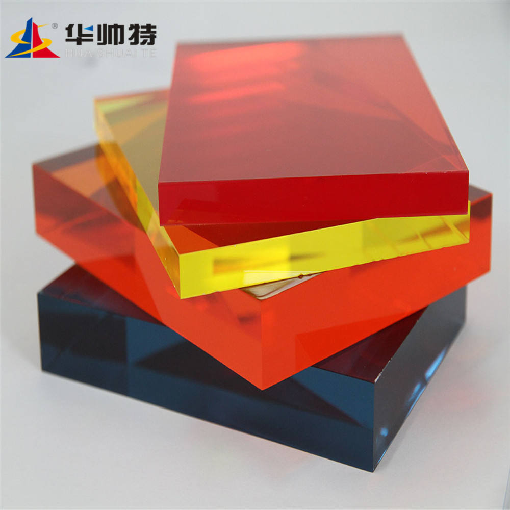 Sound Proof Sheet High Gloss Acrylic Sheet Manufacture For Sound Proof Board Noise Insulation