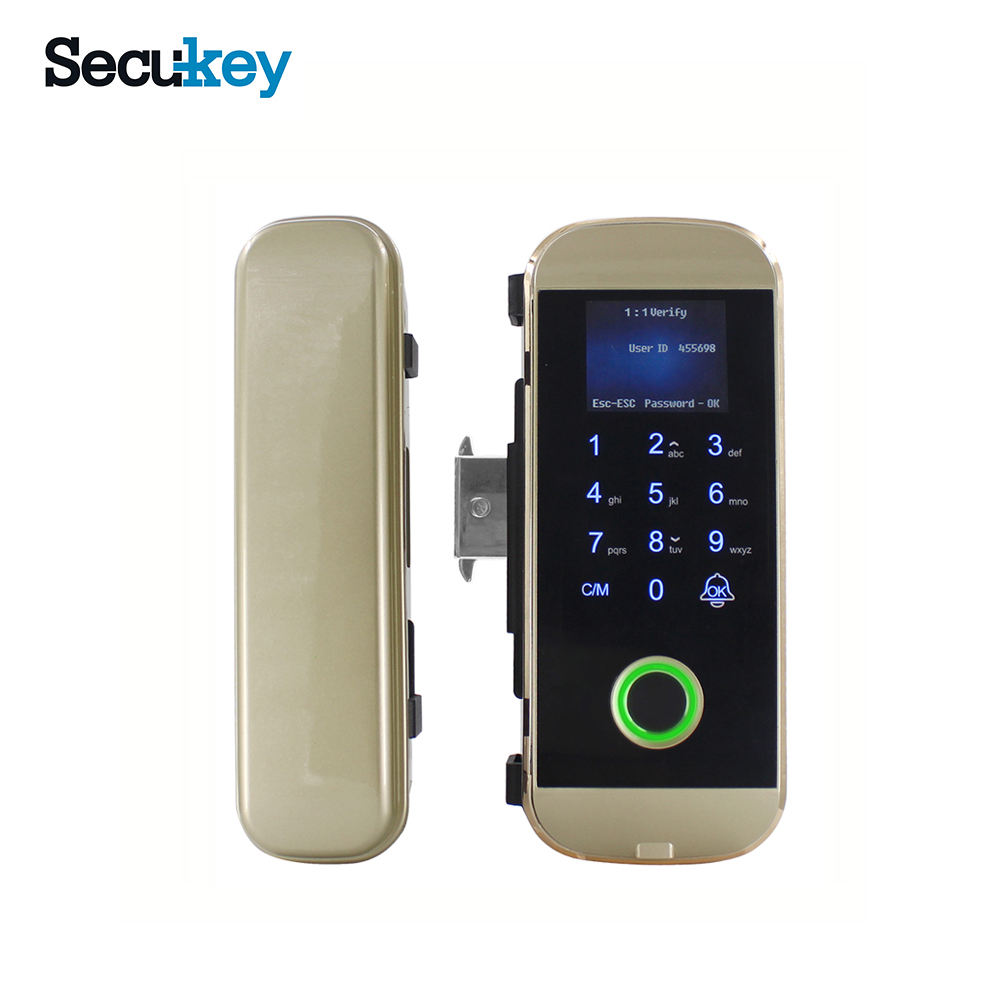 전문 Digital 방법 Drv Frq Keypad RF Card Safe (High) 저 (Quality Smart 야외 무 테 생체의 지문 문 Lock