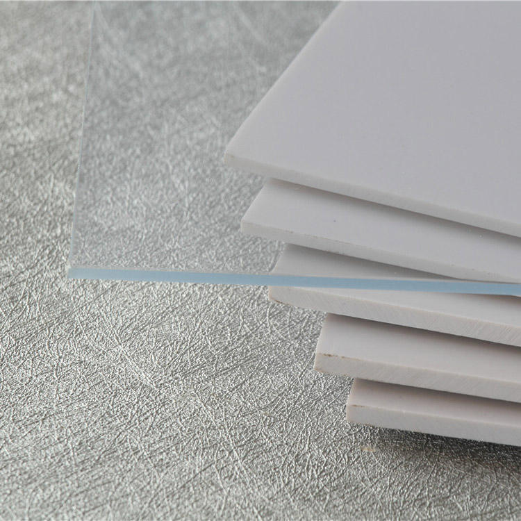 Wholesale price translucent pvc sheet for printing/thermoforming/packaging