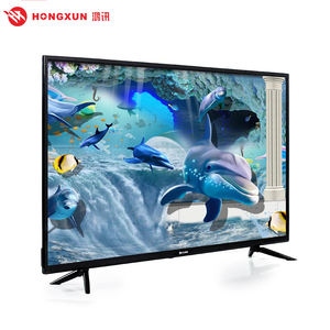Beautiful frame Android smart ELED TV Home TV 32 inch FHD LED TV