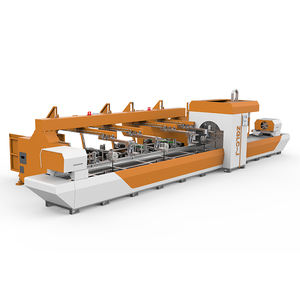 SS CS MS perforating gun pipe and tube fiber metal laser cutting machine price