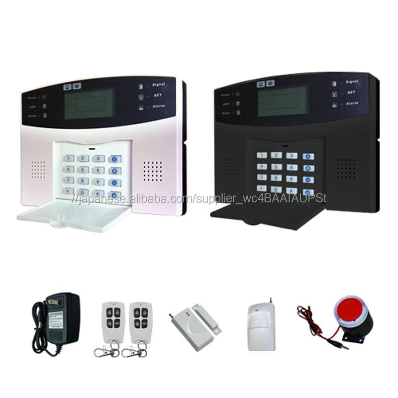 スマートgsmホームセキュリティ警報システムホット販売モデルGSM30A
