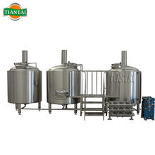 beer equipment manufacturer brewing system