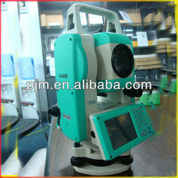 top verkoop china gemaakt 300 meter reflectorloze lage prijs total station rts-862r/rts-862 total station gps