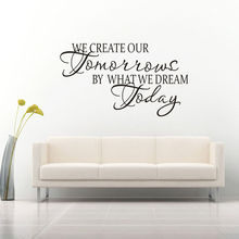 self adhesive vinyl family quote wall decal for home
