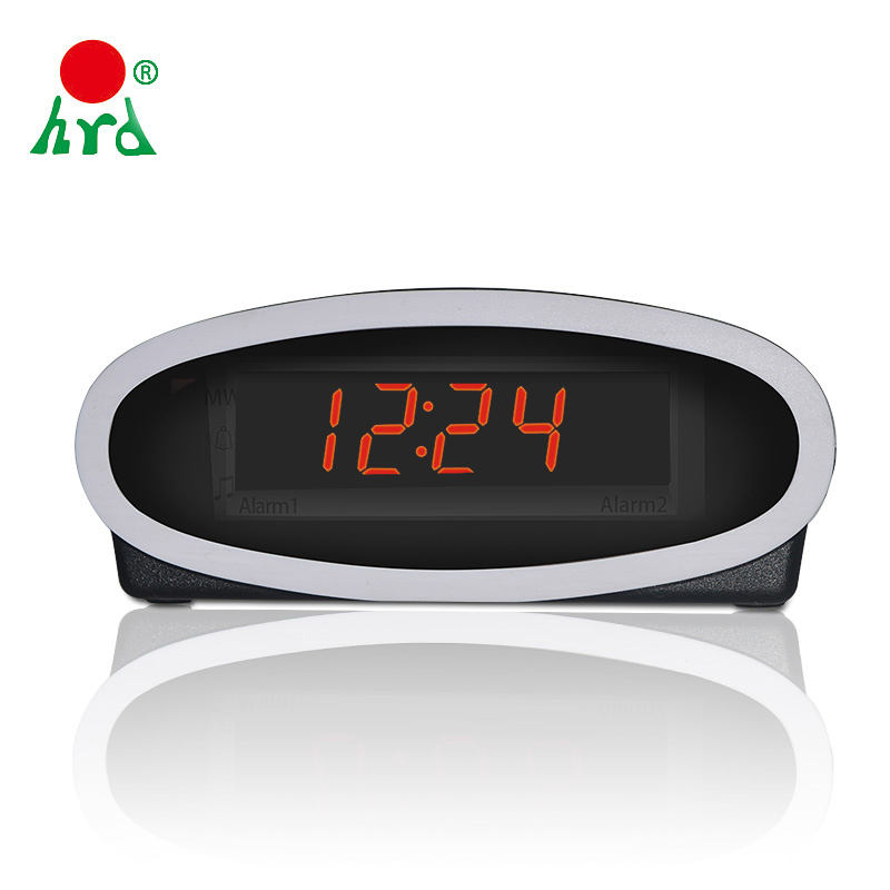 2020 Hot Sale Novelty Nature Sounds Alarm Clock Radio For India