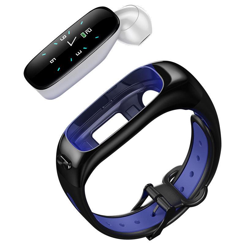 Montre intelligente Fitness Sans Fil <span class=keywords><strong>Bluetooth</strong></span> Casque 2 En 1 Sport Android Montre Intelligente Téléphone Sans <span class=keywords><strong>Caméra</strong></span>