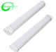 LED 2G11 Light, 12W (24W Fluorescent Equivalent), 12.6 inches, 1220 lumen, 5000K (Crystal White Glow), 120-277v