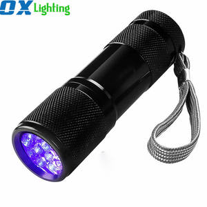 UV Torch UV LED Flashlight 395nm UV LED Torch