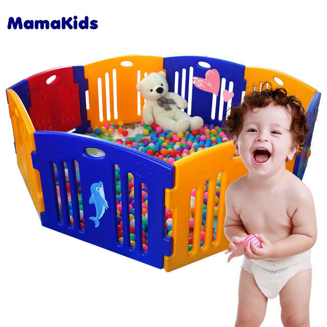 Mamakids H0805B Plastic Kinderbox Babybedje Bed Prijzen Baby Box Bed Kid Travel Cot
