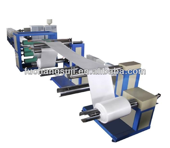 small type PS Foam Sheet Extrusion Line