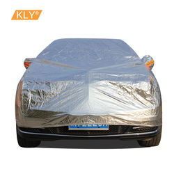 kly Hot Selling Polyester Outdoor UV Protection Dustp roof Car Body Cover