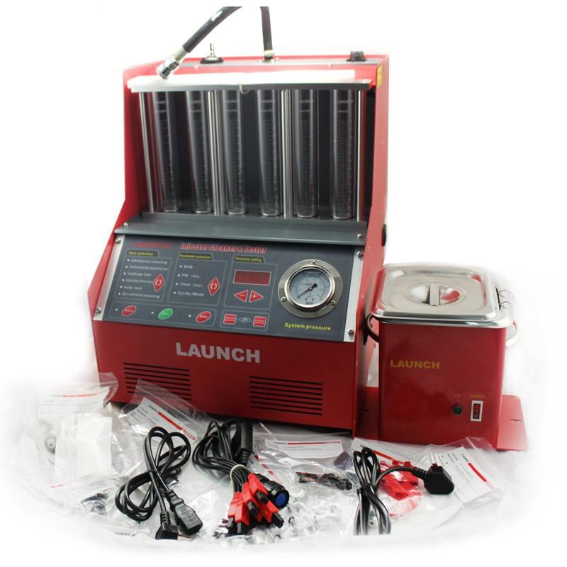 Original Launch CNC 602A Electronic Injector Cleaner Tester
