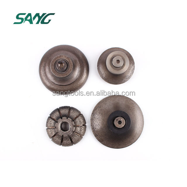 Grinding Wheel Manufacturers 2020 Hot Sale Diamond Router Bit Profiling Wheel Grinding Wheel