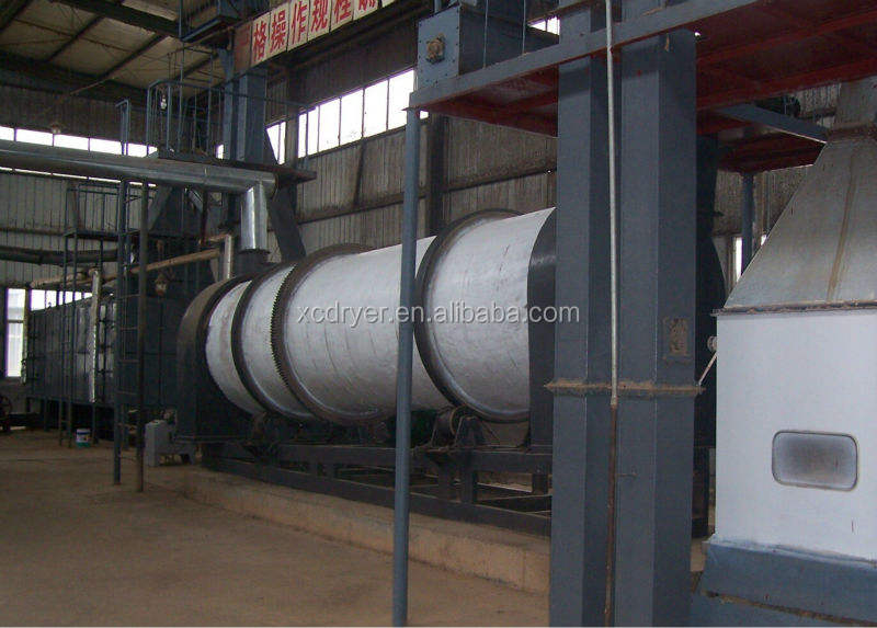 hot sale excellent rotary dryer/drier/drying equipment /drying machine