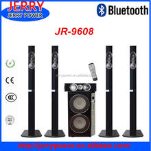 Guangzhou Factory price 5.1 Big bass subwoofer speakers with rechargeable portable radio