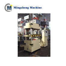 Da Lian JIUYING Heavy Industry four column molding press hydraulic press 20 tons hydraulic press