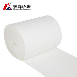 100% Recyclable Polypropylene Non Woven Fabric Dust Filter Bag