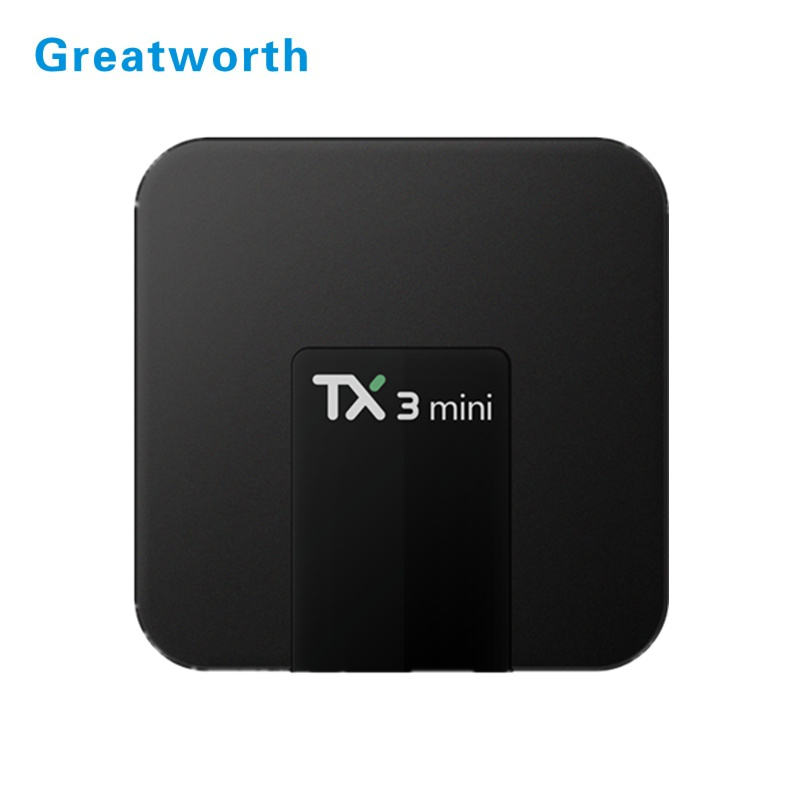 Tanix tx 3 mini amlogic s905w quad core 1GB RAM 8GB ROM android 7.1 tvbox