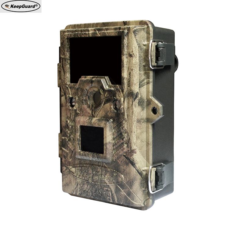 8MP MMS/GPRS/SMTP/GPS Cámara del rastro de la caza soporte 2G/3G Red noche Cámara seguridad