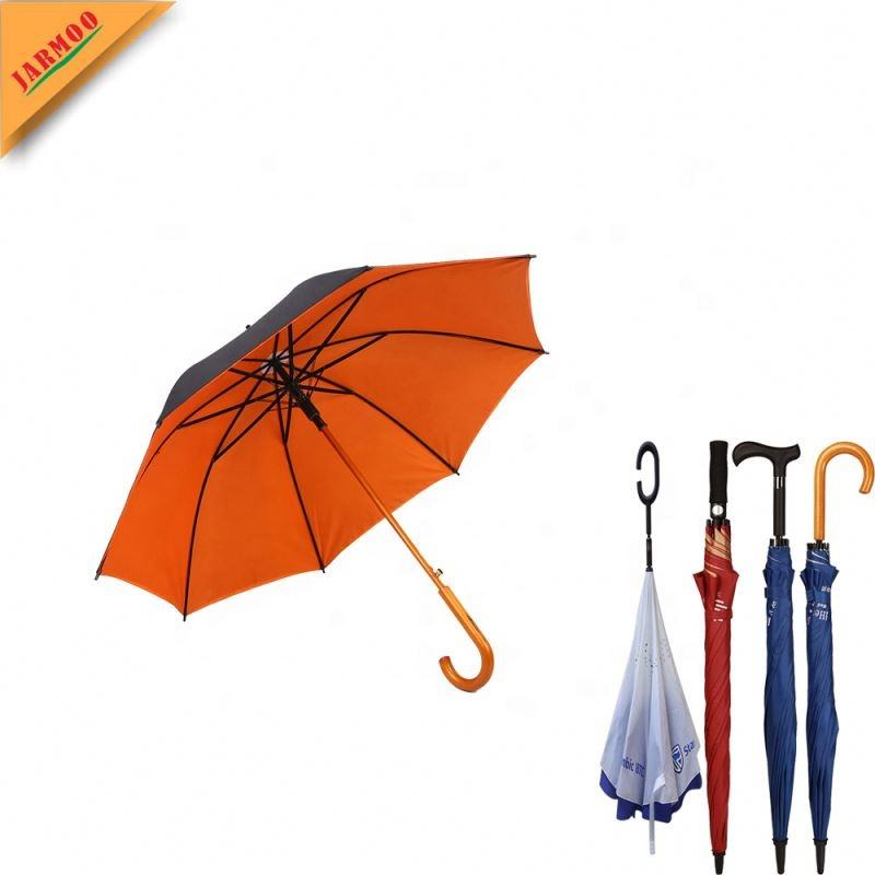 Promotion Custom Logo Golf Regenschirm Inverted Umbrella