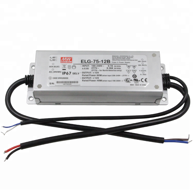 Bulb Controller Hlg 12V Remote Control Light 600H Dimmable 50W Meanwell 600 240 20W Power Supply 12 Volt 220V 24V Led Driver