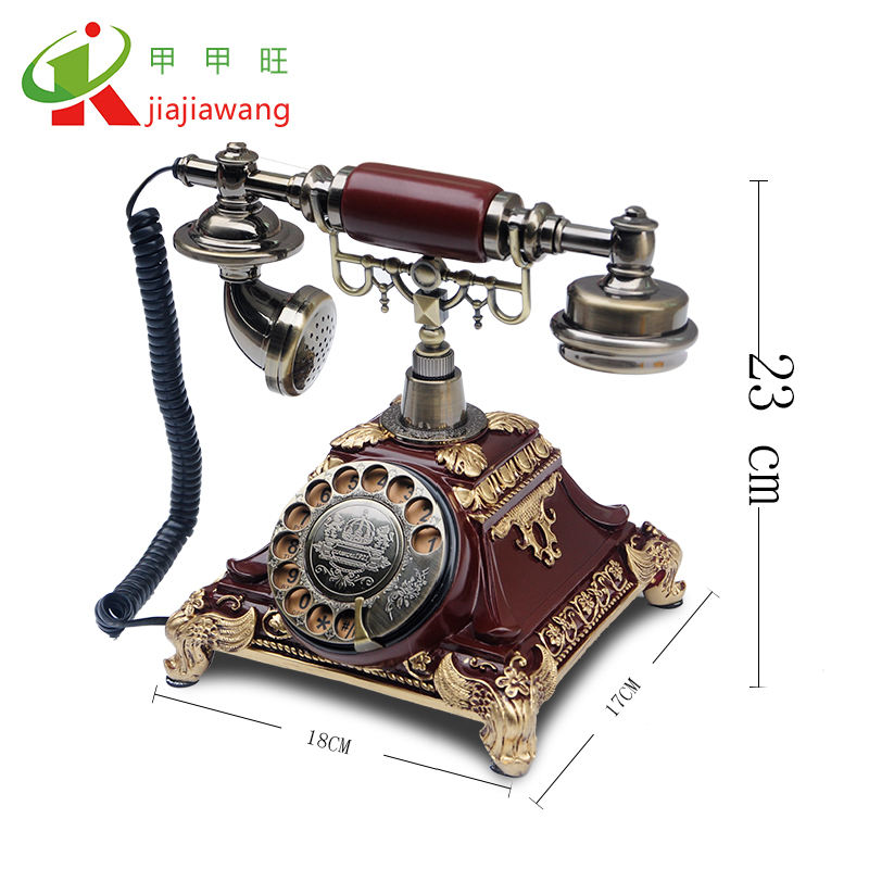 The best european quality corded antique telephone /retro style landline phone