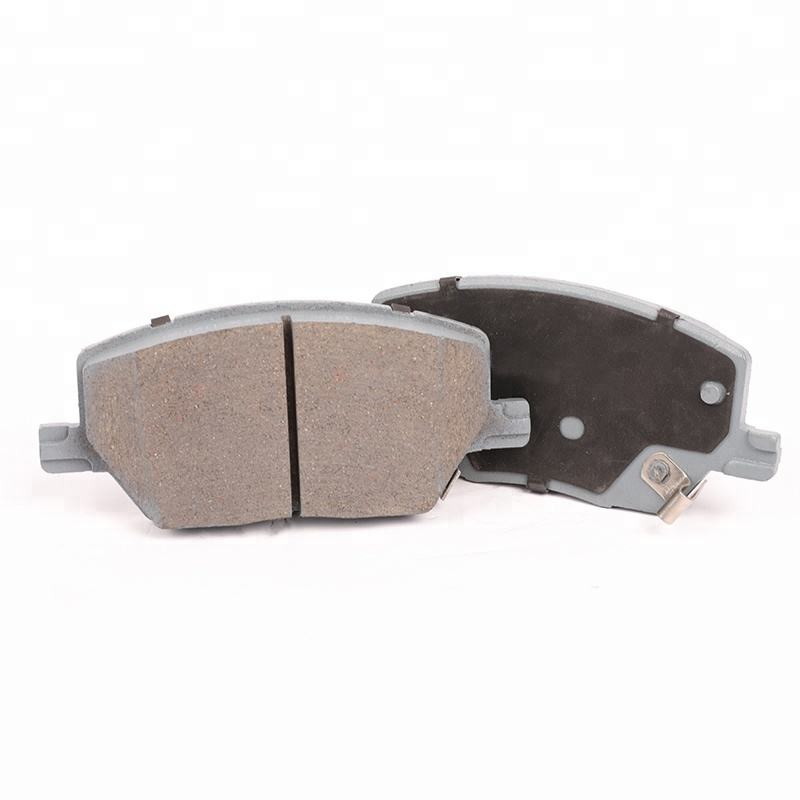 ISO9001/TS16949 No Noise Accessories car break pad ,carbon ceramic brake pad