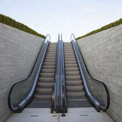 Conai Manufacturer Outdoor Escalator With 600/800/1000mm Steps