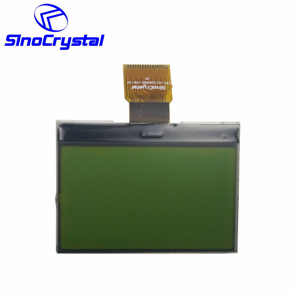 132 x 64 COG Module LCM 132 x 64 LCD Display