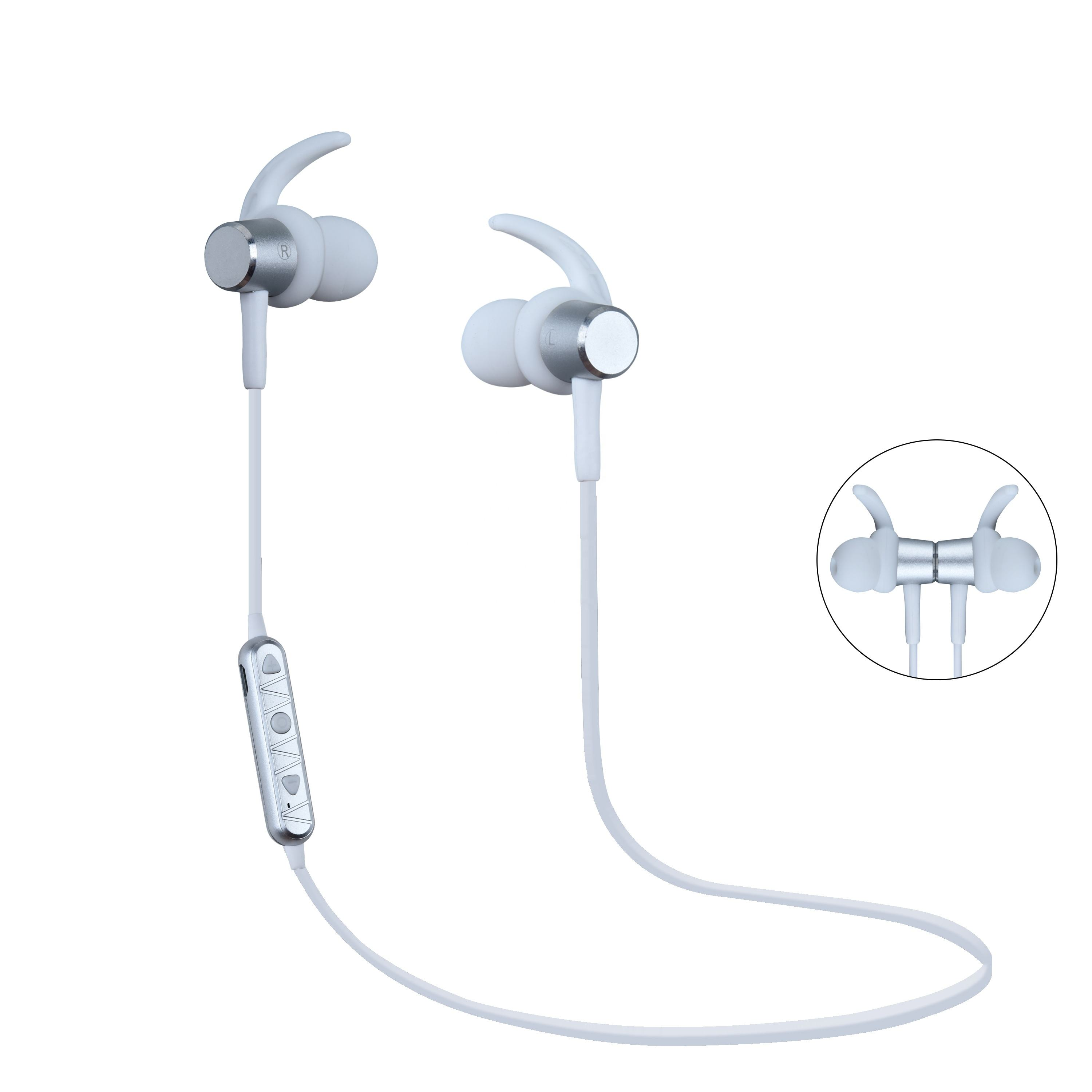 In ear Stereo Earphone Metal Bass Headset Hifi Sport Headphone with microphone handsfree for smart phone MP3 Player