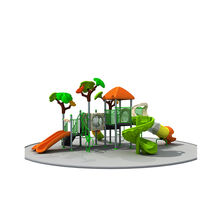 Nature Tree Series Children Large Outdoor Slide, Slide Kids Outdoor, Outdoor Playground Equipment