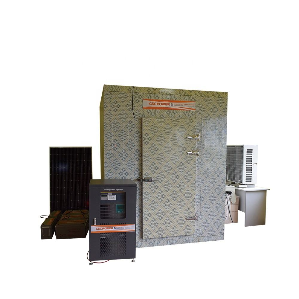 Competitive Price Small Medium Size Cold Storage Room Cool Freezing Refrigeration Equipment For Fish Meat Food