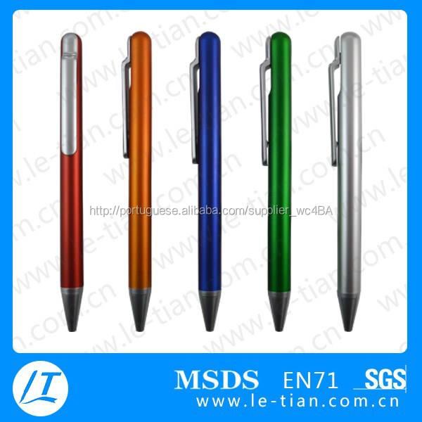 Pb-042 <span class=keywords><strong>caneta</strong></span> de plástico de papelaria para <span class=keywords><strong>itens</strong></span> <span class=keywords><strong>promocionais</strong></span>