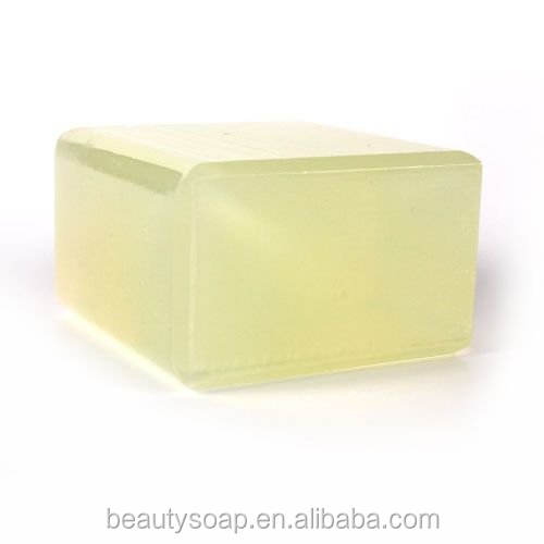 2019 Hot sell ! Low Sweat OEM Factory Aloe Vera Melt Soap Base