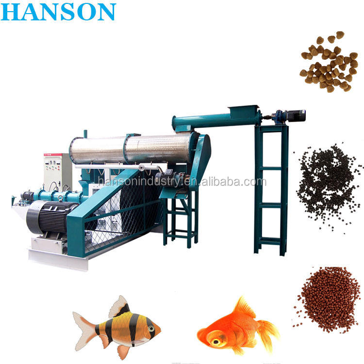 animal floating fish feed pellet production line price,goat poultry small manual feed making mill machine 2 ton/hour in india