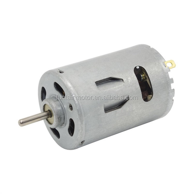 18V small high power electric motor for hand blenders