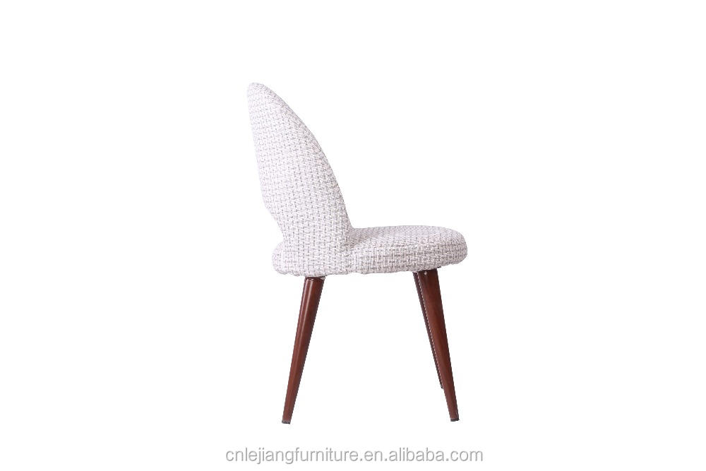 Free Sample Wholesale Loui Chinese Dark Brown Dining Chair