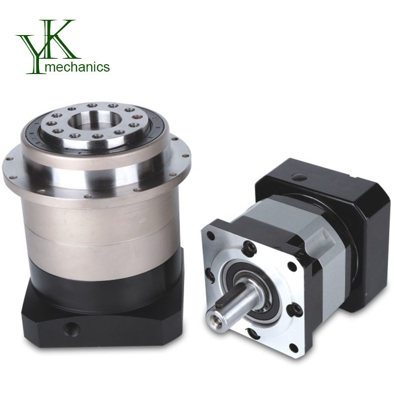 Different ratio electric motor speed reducer
