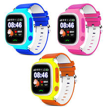 Wholesale IP67 Waterproof DF27G,Q50, Q100, Q90, Q360 children tracking child smart watch gps for kids girl boy security